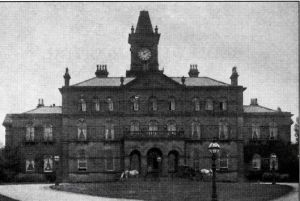 The 19th Century Asylum.